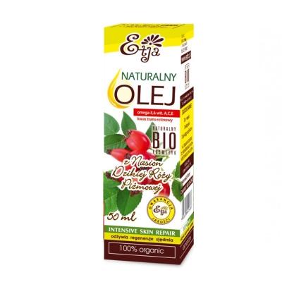 Olej z nasion dzikiej róży piżmowej BIO 50ml
