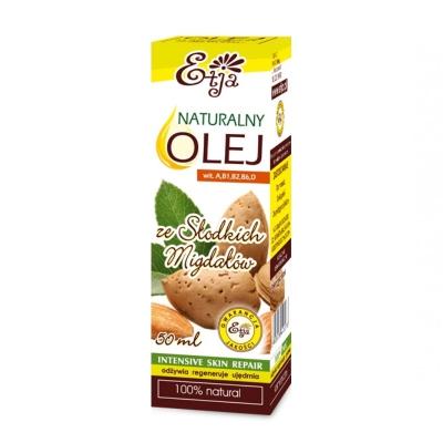 Olej ze słodkich migdałów 50ml