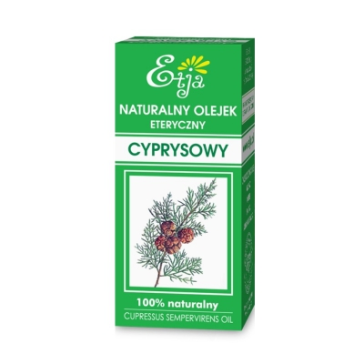 Olejek cyprysowy 10ml