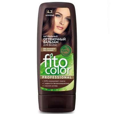 Fito Color Naturalny balsam koloryzujący do włosów Czekolada 140 ml