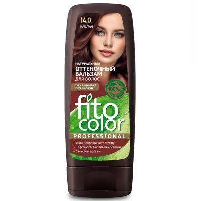 Fito Color Naturalny balsam koloryzujący do włosów Kasztan 140 ml