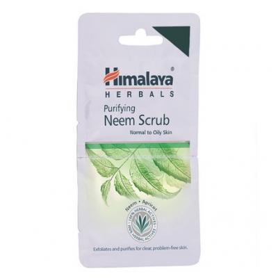 Peeling oczyszczający do twarzy z neem 2x6ml