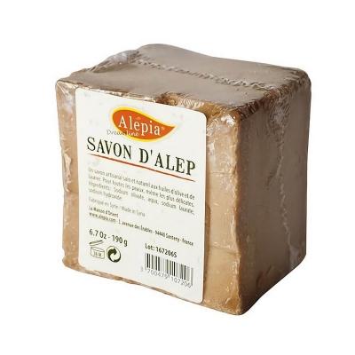 Alepia Mydło Aleppo 99% oliwy z oliwek 190g