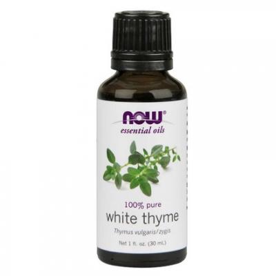 Olejek tymiankowy (z białego tymianku) (White Thyme Oil) 30ml
