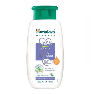 Dla dzieci łagodny szampon Himalaya 200ml