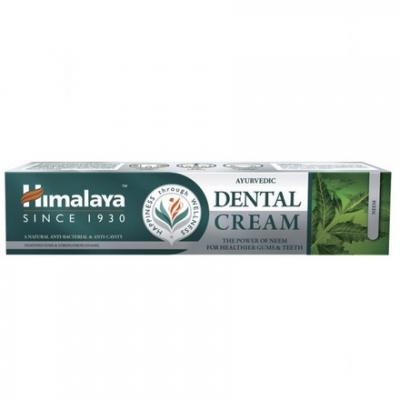 Pasta do zębów z naturalnym fluorem NEEM 100g