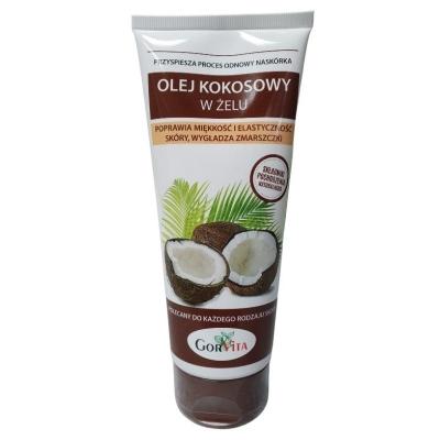 Olej kokosowy w żelu 200ml