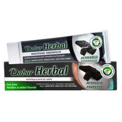 Dabur Pasta do zębów z aktywnym węglem 100ml