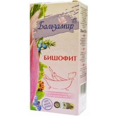 Biszolin-Biszofit Żel (butelka) 130g