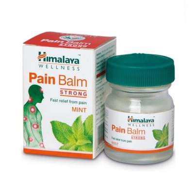 Balsam Pain Balm Strong Mint 10 ml