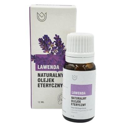 Naturalny olejek eteryczny Lawenda 12ml