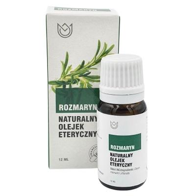 Naturalny olejek eteryczny Rozmaryn 12ml
