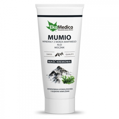 Maść kremowa Mumio 200ml