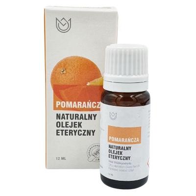 Naturalny olejek eteryczny Pomarańcza 12ml
