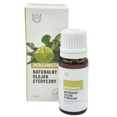 Naturalny olejek eteryczny Bergamota 12ml