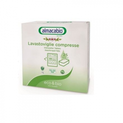 Tabletki do zmywarek (BIO CEQ) 25 szt.