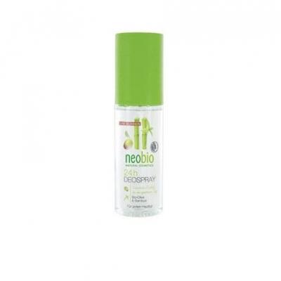 Dezodorant spray oliwka - bambus EKO 100ml