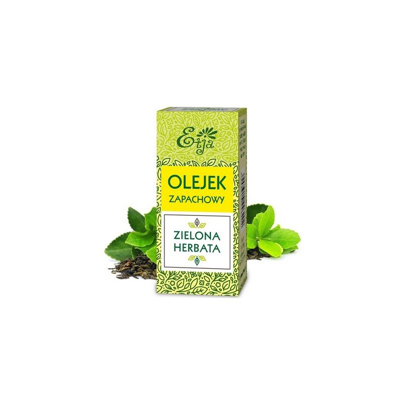 ETJA Olejek zapachowy Zielona Herbata 10ml