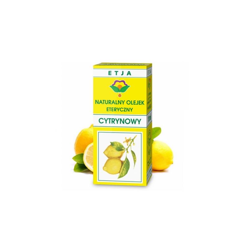 Olejek cytrynowy 10ml