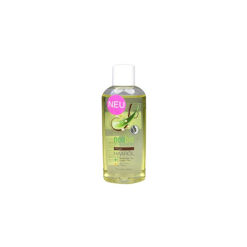 Olejek do włosów Aloes i Olej Arganowy EKO 75ml