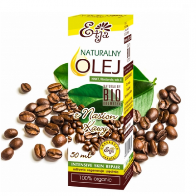 Olej z nasion kawy BIO 50ml