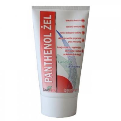 Panthenol Żel z Aloesem i Alantoiną 100 ml