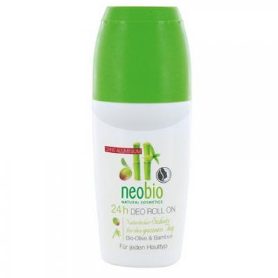 Dezodorant w kulce oliwka - bambus EKO 50ml