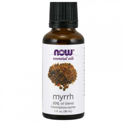 Olejek z mirry (Myrrh Oil Blend) 30ml
