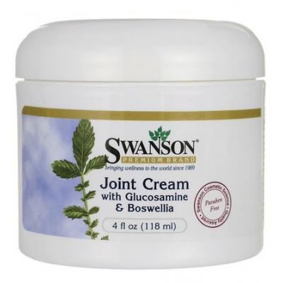 Joint Krem z Glukozaminą i Boswellią 118 ml