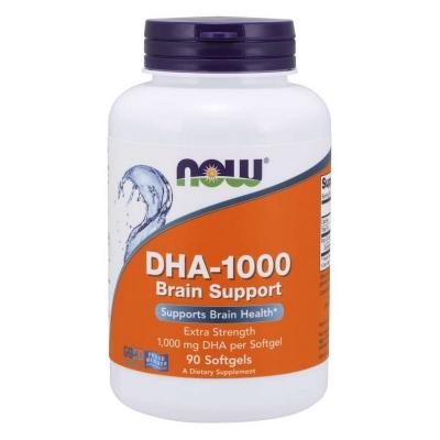 DHA-1000 Brain Support 90 kaps.