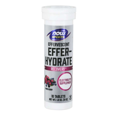 Effer-Hydrate Effervescent Jagody leśne 10 tabletek musujących