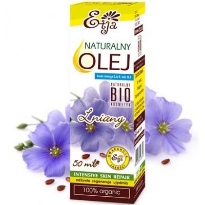 Olej Lniany BIO 50ml