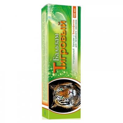 Maść tygrysia z bishovitem 100ml