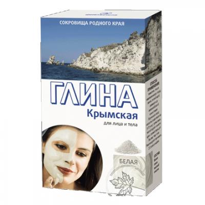 Glinka biała Krymska Oczyszczająca 100g