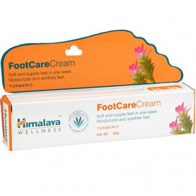 Foot Care krem do stóp z kurkumą 20g