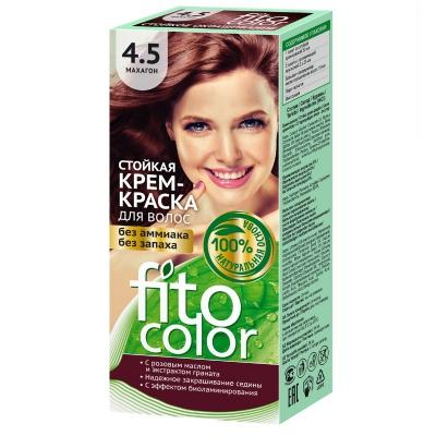 Farba do włosów Fitocosmetic Mahoń