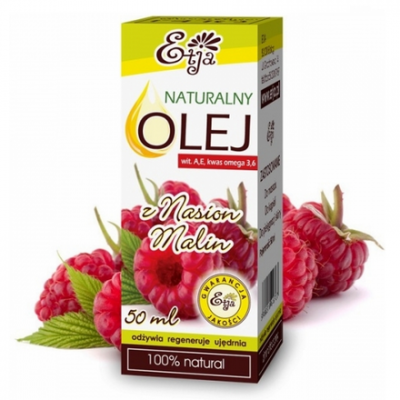 Olej z nasion malin 50ml
