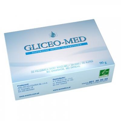 Gliceo-med (mydło glicerynowe) 90g
