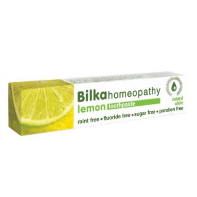 Pasta do zębów Bilka homeopatyczna Lemon wybielająca 75ml