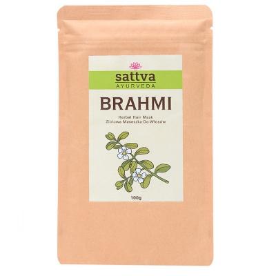 Maseczka do włosów ziołowa Brahmi 100g