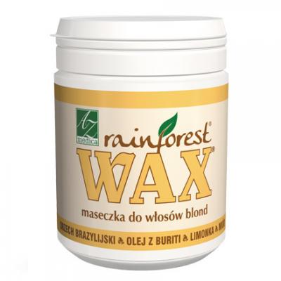 Wax Rainforest Maseczka do włosów blond 250ml