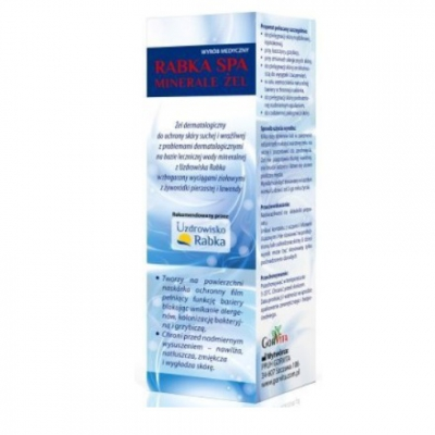 Rabka SPA Minerale Żel 200ml