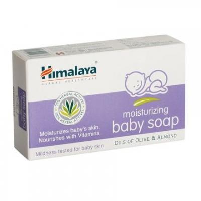 Dla dzieci delikatne mydło Himalaya 75g