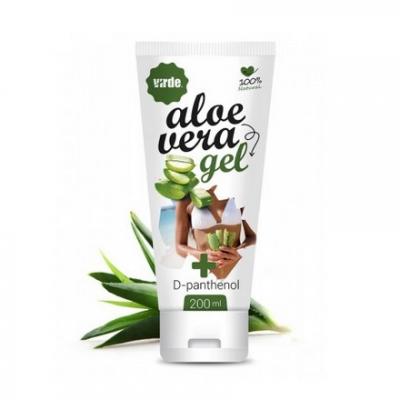Virde Aloe Vera Relaxfit Gel + D-panthenol 200ml