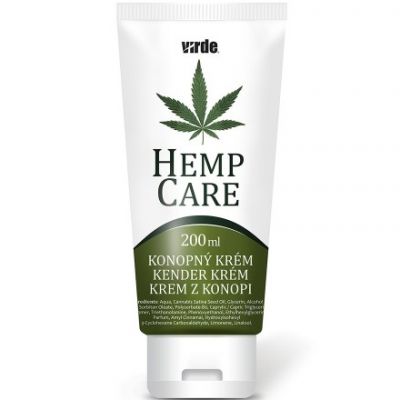 Krem z konopi - Hemp Care 200ml