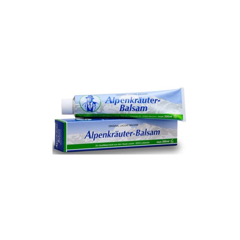 Balsam ziołowy AlpenKrauter Balsam 200ml