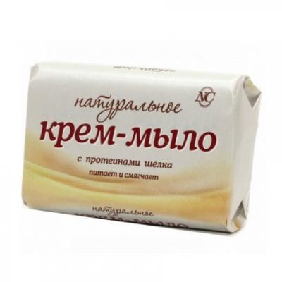 Mydło naturalne z proteinami jedwabiu 90g