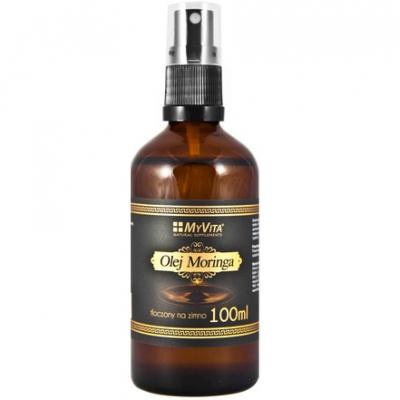 Olej moringa 100% nierafinowany 100ml