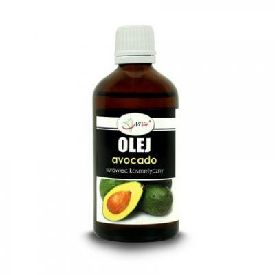 Olej Avocado kosmetyczny (rafinowany) 100ml