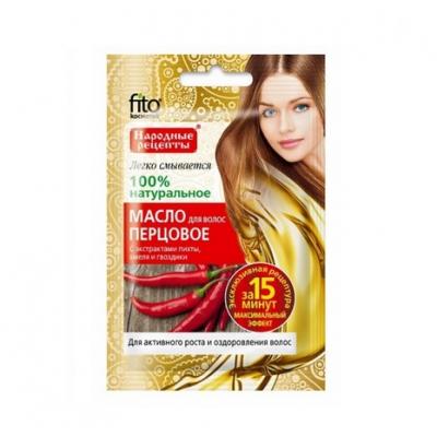 Olejek pieprzowy do włosów 20ml